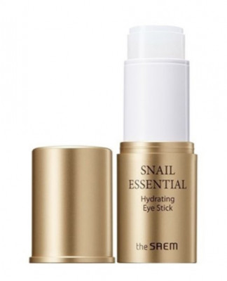 Бальзам-стик вокруг глаз с муцином улитки THE SAEM Snail Essential Hydrating Eye Stick 7мл: фото