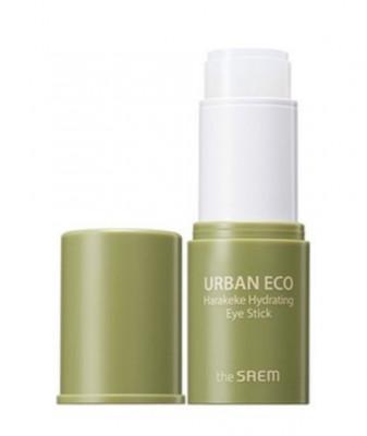 Бальзам-стик вокруг глаз с экстрактом новозеландского льна THE SAEM Urban Eco Harakeke Hydrating Eye Stick 7мл: фото