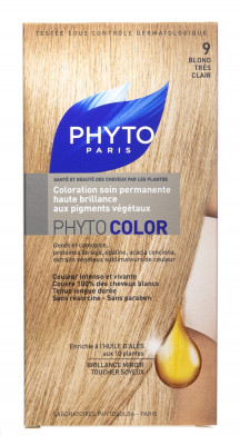 Краска для волос Phytosolba PhytoCOLOR Темный шатен 50/50/12: фото